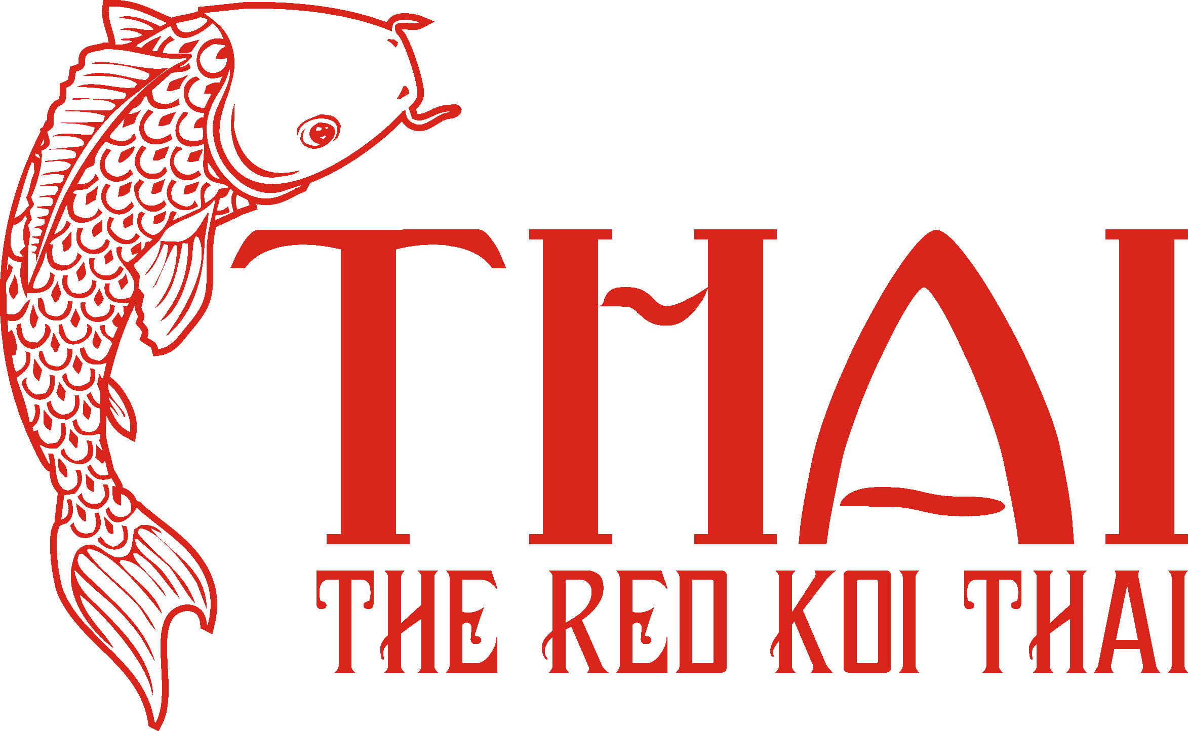 Red Koi Thai